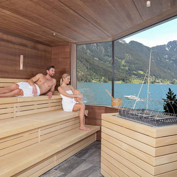 Sauna Hotel Post am See