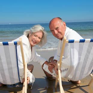 Strand ouderen