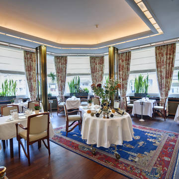 Restaurant Grand Hotel Cravat