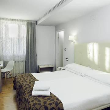 Kamer Hotel Casual Bilbao Gurea