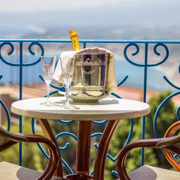 Balkon Taormina Park Hotel