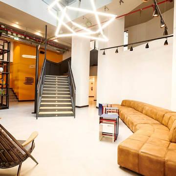 Lounge Generator Hostel Madrid