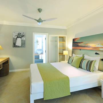 Voorbeeldkamer comfort room Veranda Grand Baie Hotel & Spa