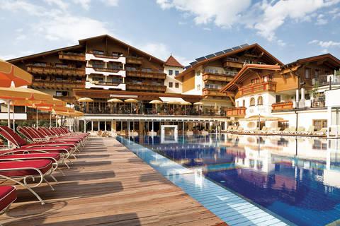 Super vakantie Tirol 🚗️Alpenpark Resort