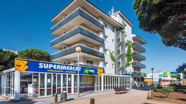 Exterieur Appartementen Solmar