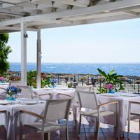 Terras restaurant Stella di Mare