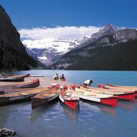 Rondreis 8-daagse groepsrondreis Western Journey in Bus groepsrondreis (Groepsrondreizen, Canada)