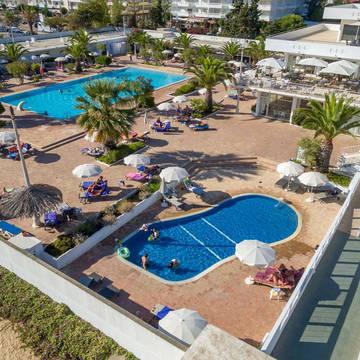 Hotel met zwembad Hotel Vasco da Gama