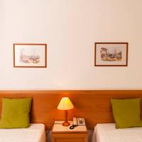 Voorbeeld slaapkamer 2-kamerappartement