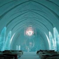 ijshotel Kiruna