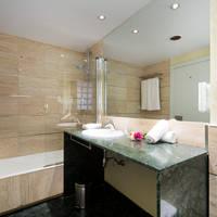 Badkamer junior suite