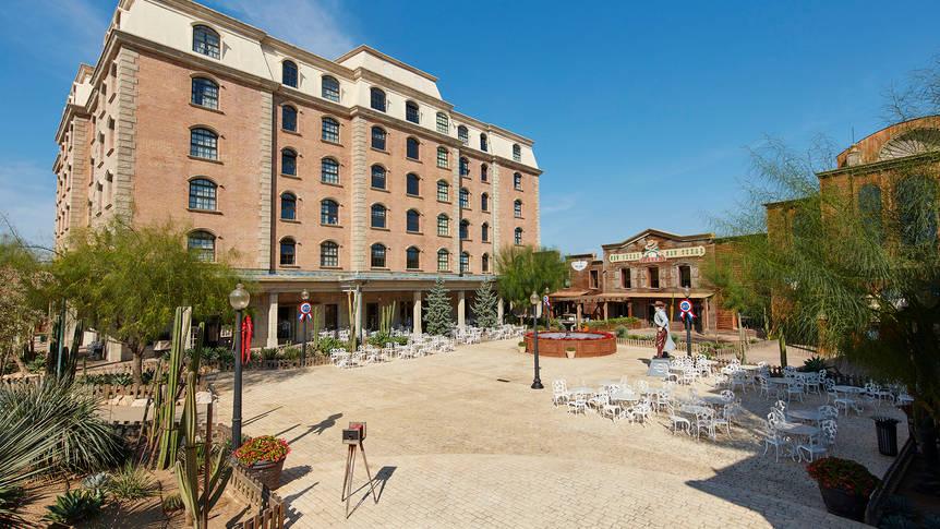 Exterieur Hotel Gold River (PortAventura)