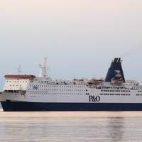 P&O Ferries Pride of Hull