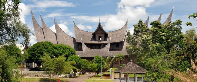 Minangkabau huis