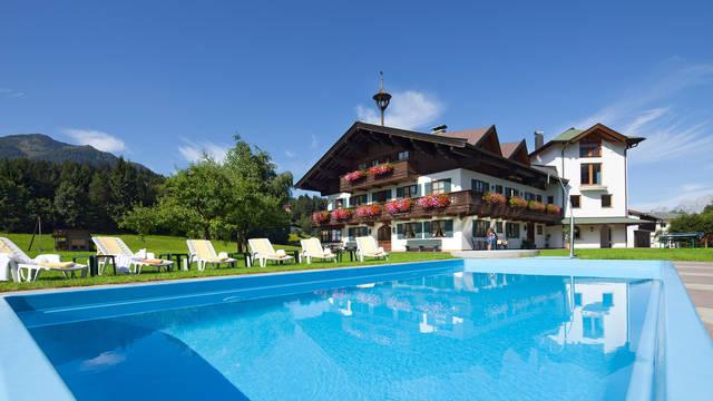 Zwembad Hotel Gasthof Obermair