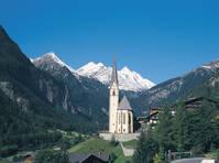 Kerktoren Heiligenblut