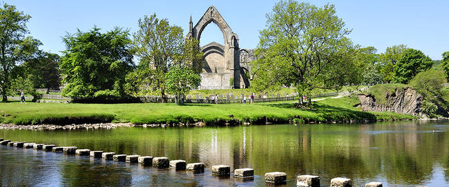 Yorkshire Dales: Bolton Abbey