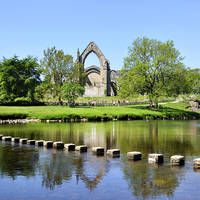 Yorkshire Dales - Bolton Abbey