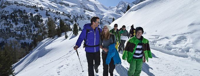Wintersport Kandersteg