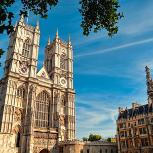 Londen, Westminster Abbey