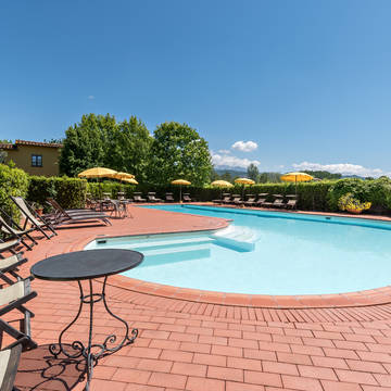 Zwembad Appartementen Antico Casale