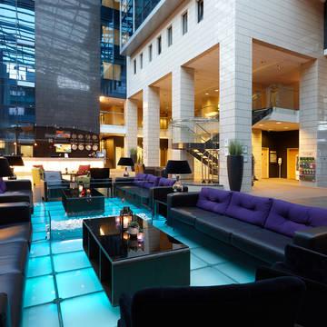 Lobby Grand Reykjavik