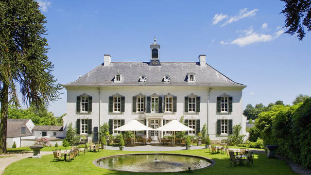 Exterieur 4-daags arrangement 'Limburgs Genieten' - Bilderberg Hotel Kasteel Vaalsbroek
