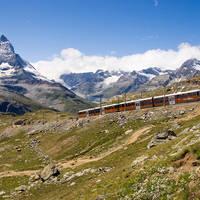 Zermatt met Gornergratbahn