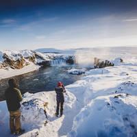 Eyjafjordur - Foto: Auðunn Níelsson