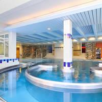 Overdekt zwembad