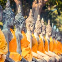 14 daagse privé rondreis met chauffeur gids, inclusief vliegreis Panorama van Thailand
