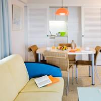 Huiskamer en keuken