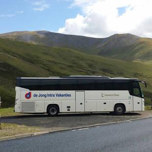 Touringcar in Schotland
