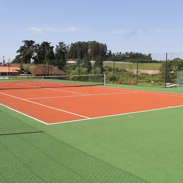 Tennisbaan Lousada Country Hotel