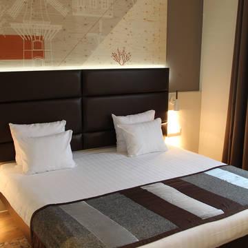 Kamervoorbeeld 3- of 4-daags arrangement - Best Western Zaan Inn