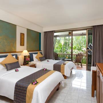 Thailand - Krabi - Krabi Resort - deluxe room Krabi Resort