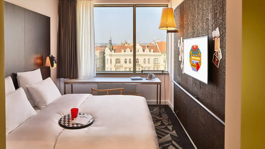 Kamer Mama Medium Hotel Mama Shelter Prague