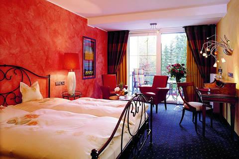 Last minute vakantie Sauerland 🚗️Rüters Parkhotel