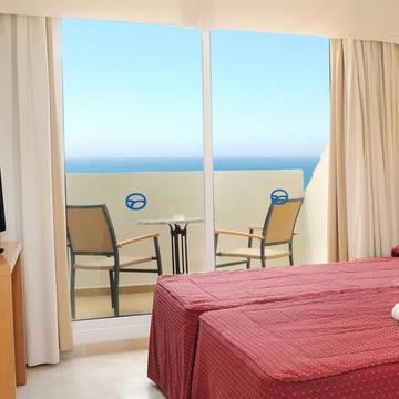 Voorbeeld standaardkamer Hotel Alua Sun Lago Rojo -adults only