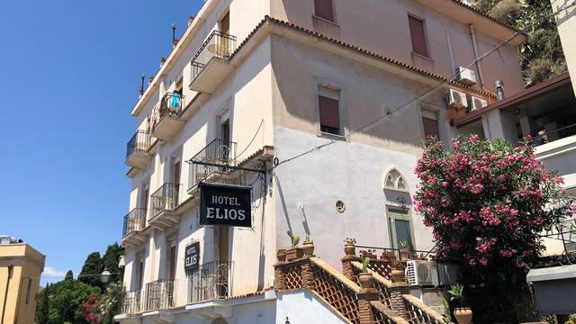 Exterieur Hotel Elios