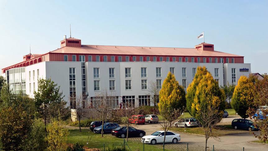 Exterieur Ramada Hotel Weimar