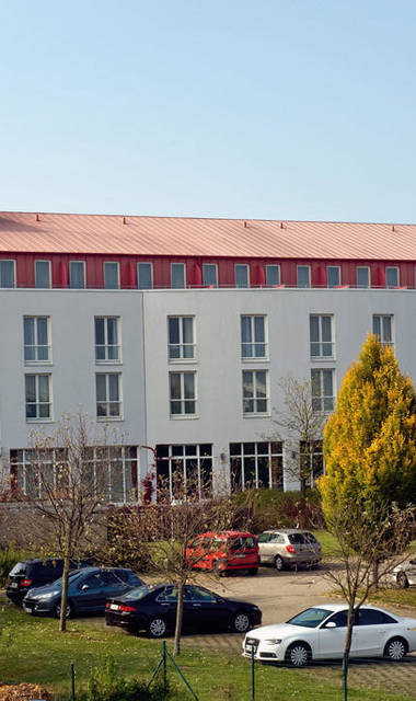 Ramada Hotel Weimar