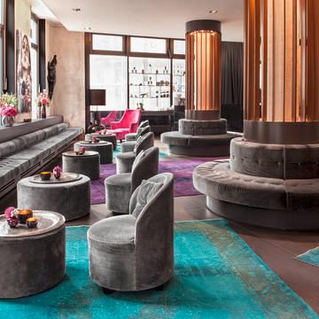 Lounge Hotel Amano