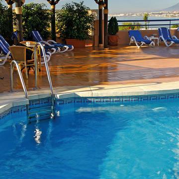 Zwembad Appartementen Princesa Playa