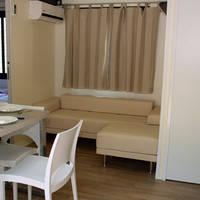 Voorbeeld Gustocamp Lounge deluxe