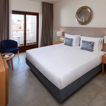 Voorbeeldkamer Premier Hotel Tivoli Lagos