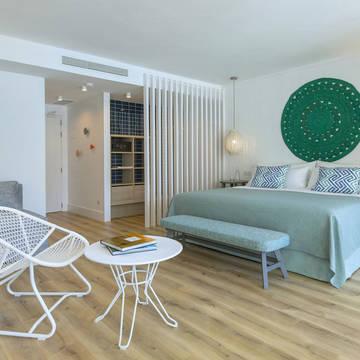 Voorbeeld Suite Mediterranea Hotel Blaumar