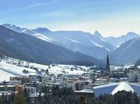 Davos uitzicht