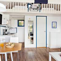 Voorbeeld woonkamer type B