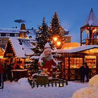 kerstmarktcruise met hs Switzerland II 4 daagse Romantische Rijn